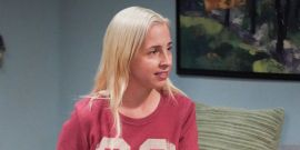 Will The Conners' Becky Find Happiness Soon? Here's What Lecy Goranson Told Us