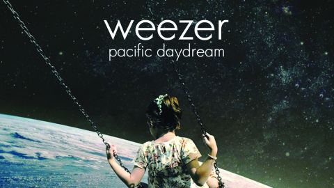 Cover art for Weezer - Pacific Daydream album