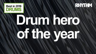 Which drummer or industry legend deserves recognition this year?