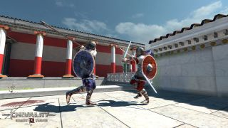 Chivalry Deadliest Warrior - Combat Viking and Viking