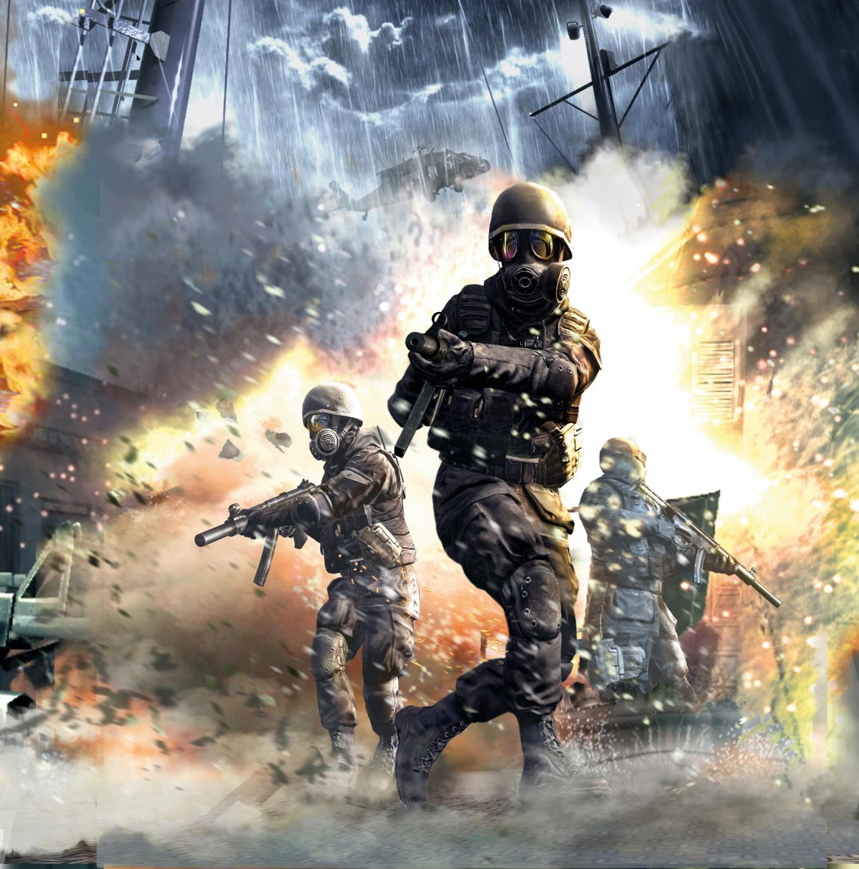 Call of Duty 4: Modern Warfare review   GamesRadar+