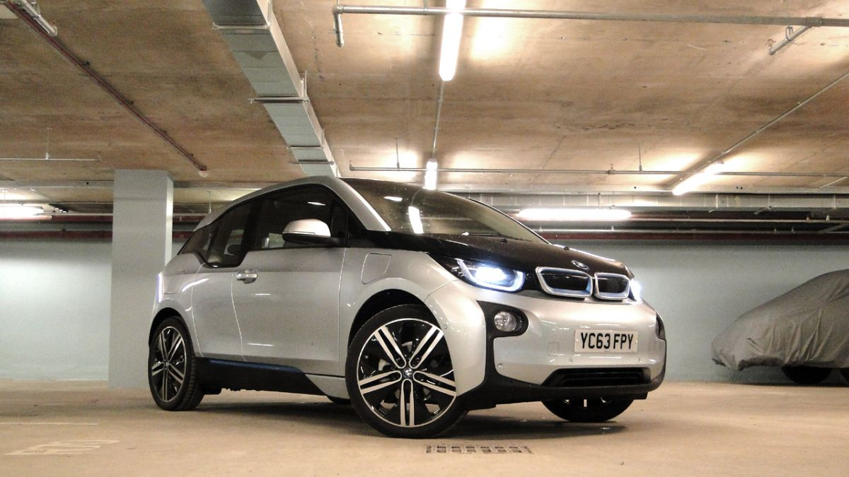 Why the BMW i3 is the best electric car on the planet
