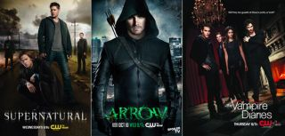 The CW Renews The Vampire Diaries, Supernatural and Arrow