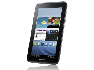 Samsung Galaxy Tab 2 launched