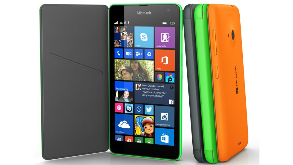 Microsoft's mid-range Lumia 535 goes on sale in the UK