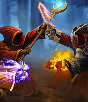 Set friends on fire and don't say 'sorry' in Magicka: Wizard Wars