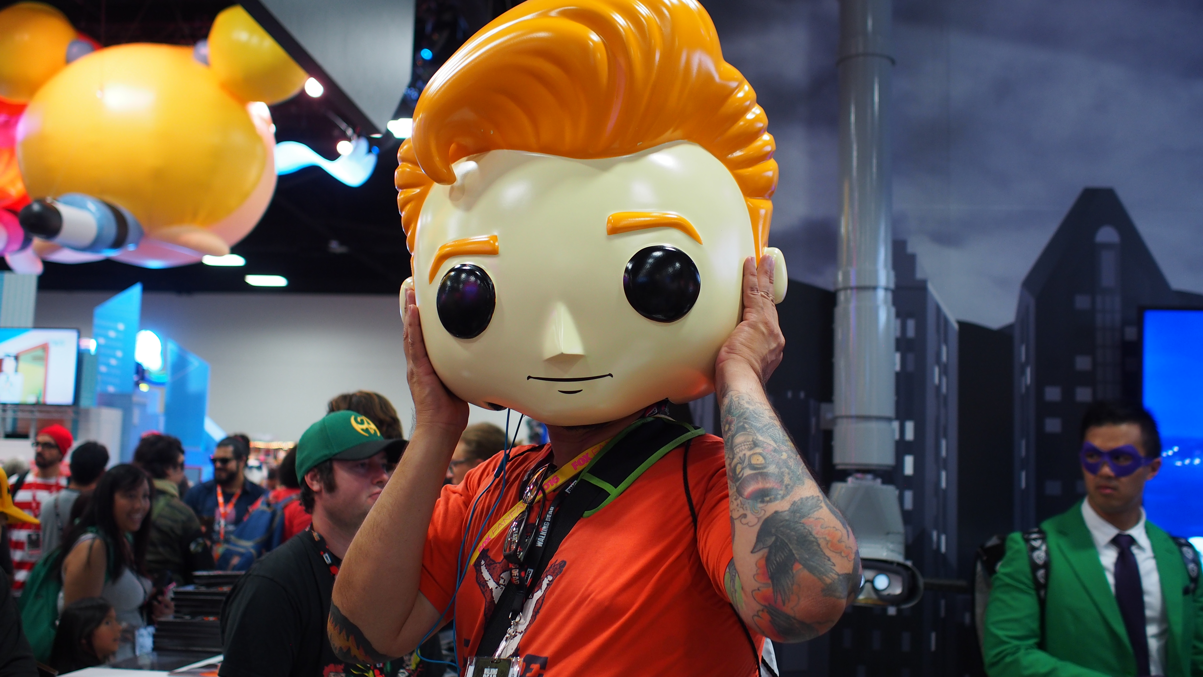 Comic Con 2016 The Best Cosplay And Costumes Techradar