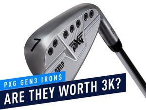 PXG Gen3 Irons