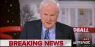 MSNBC's Hardball Reveals Chris Matthews' Absence Due To Cancer Surgery