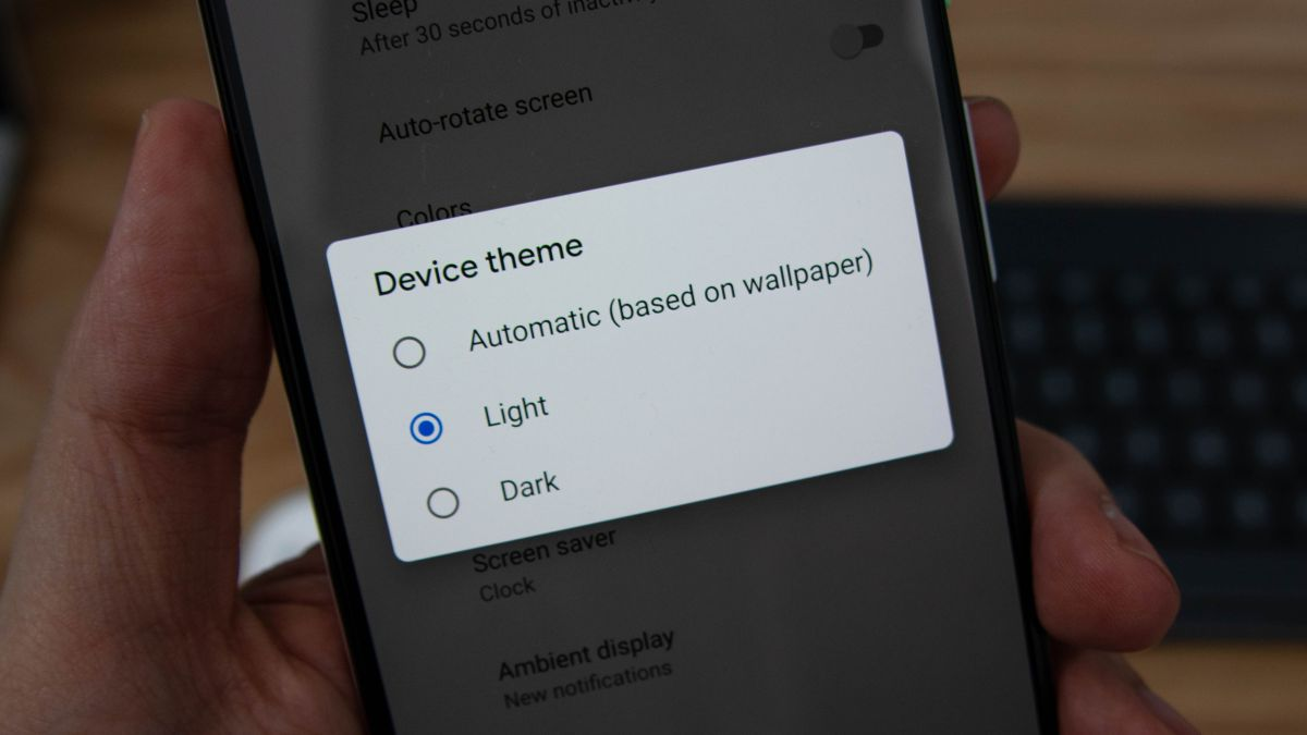 Dark Theme: How Android Q system-wide dark mode works on your phone