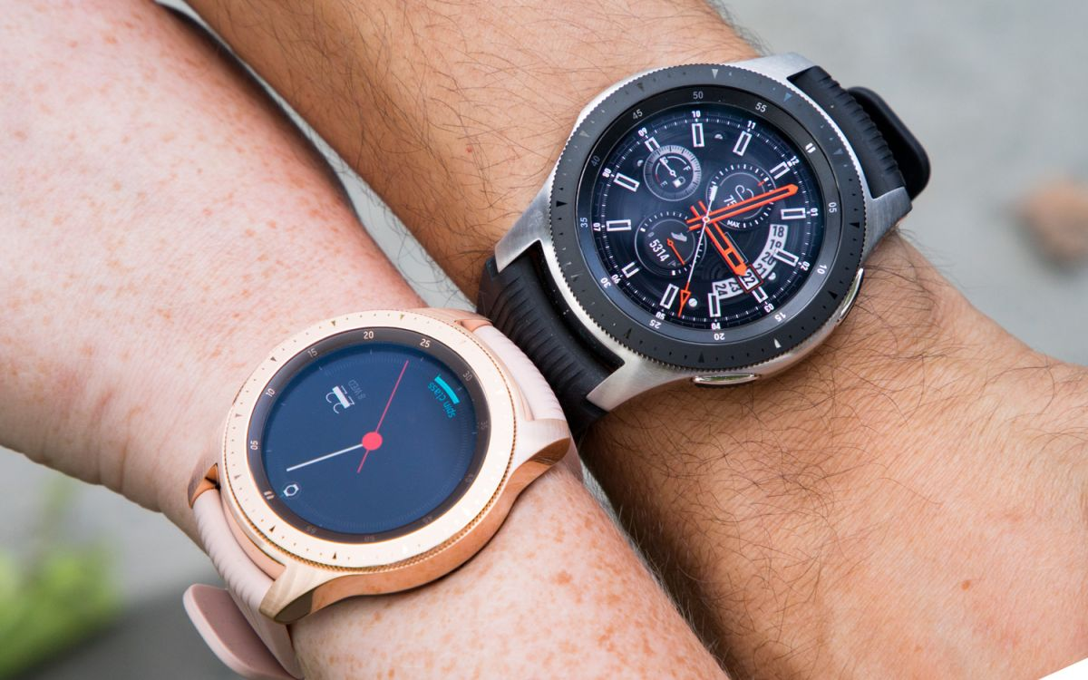 Samsung Galaxy Watch Review: Get It for the Battery Life