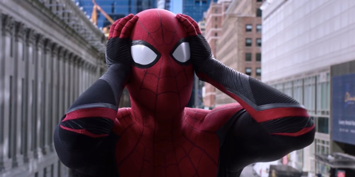 Tom Holland's Spider-Man, Far From Home