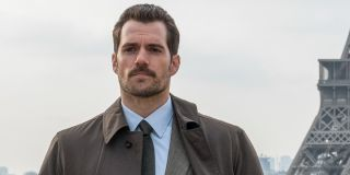 Henry Cavill in Mission: Impossible-Fallout
