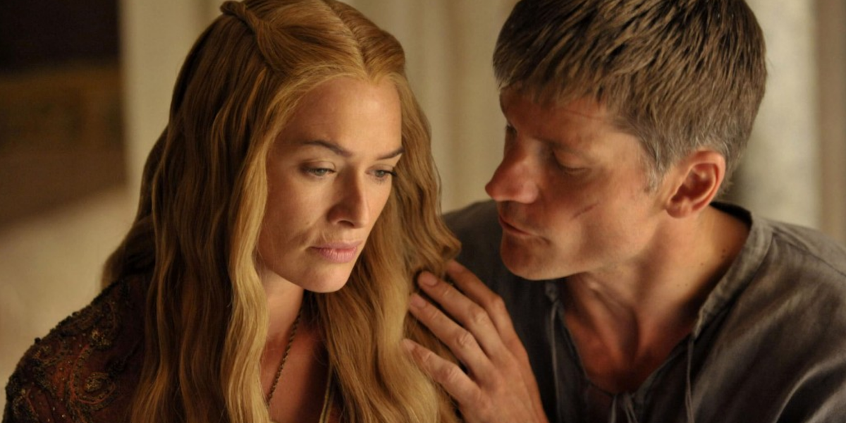 game of thrones cersei jaime lannister hbo