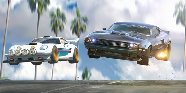 Fast & Furious Animated Series Dreamworks