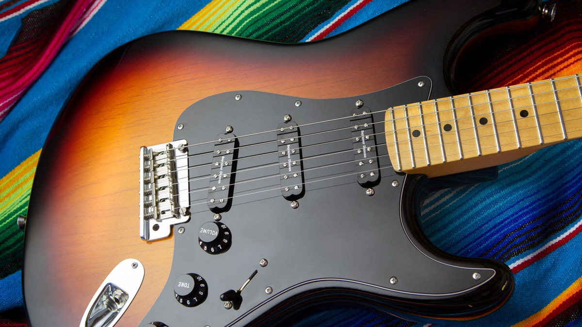 Get Paf Humbucker Tones From Your Strat With Seymour Duncan And Stratocaster Single Wiring Diagram Billy Gibbons Red Devil For Guitar Pickups Musicradar