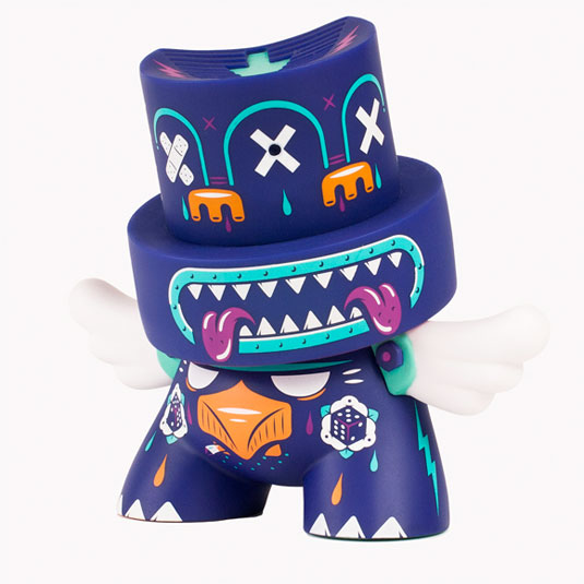 Kronk's monster toy
