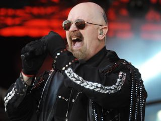 Even Rob Halford hasn't listened to Nostradamus for 391 days straight