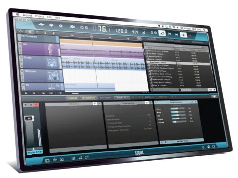 Version 3 finally allows users to add plug-in instruments and effects.