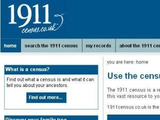 1911 Census - online