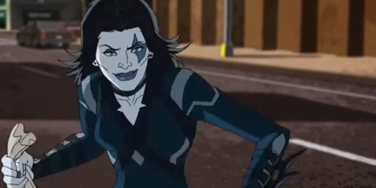 Shriek in Ultimate Spider-Man animated series