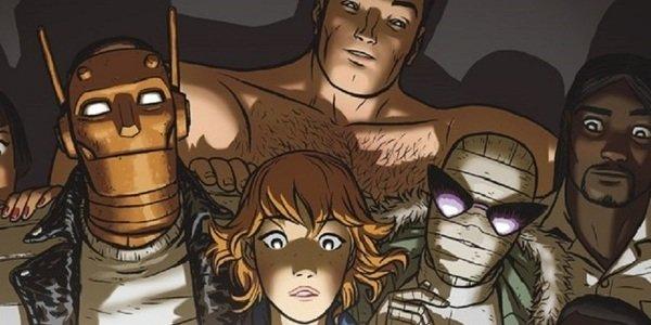 dc comics doom patrol