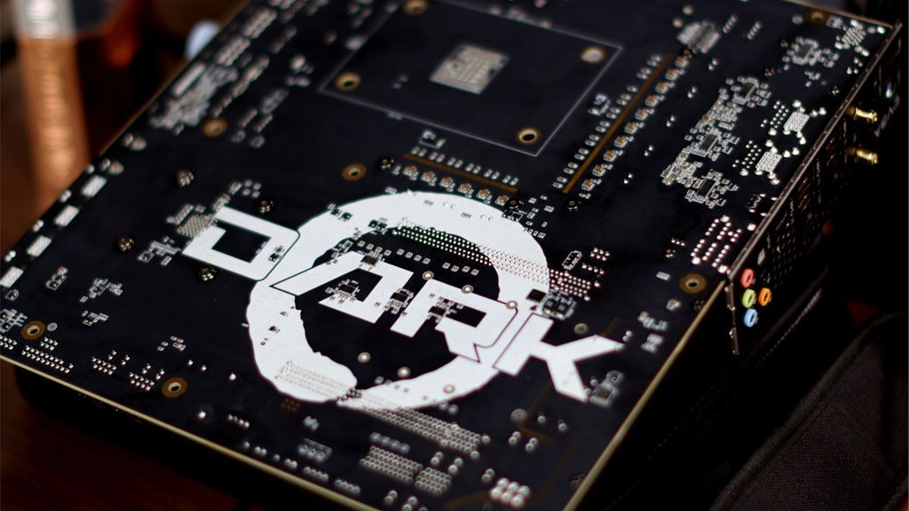 EVGA's first-ever motherboard for AMD Ryzen CPUs comes into view