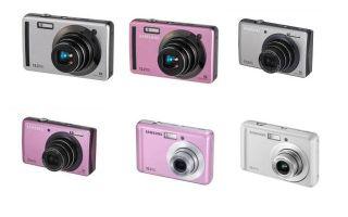 Samsung s new cameras
