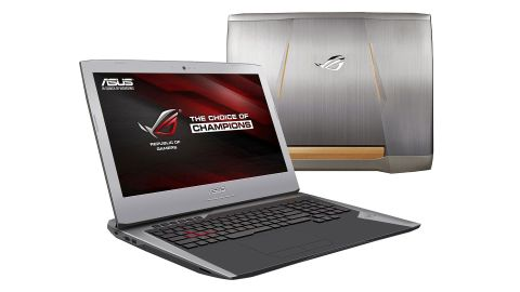 Asus G752VT Official