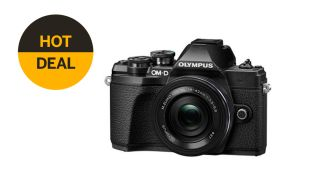 Over $600 off Olympus OM-D E-M10 Mark III with TWO lenses!