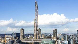 Architects want to build a wooden skyscraper in the centre of London