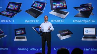 Intel's Kirk Skaugen on 2-in-1 PCs