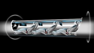 Hyperloop Transportation will use 'passive magnetic levitation' technology