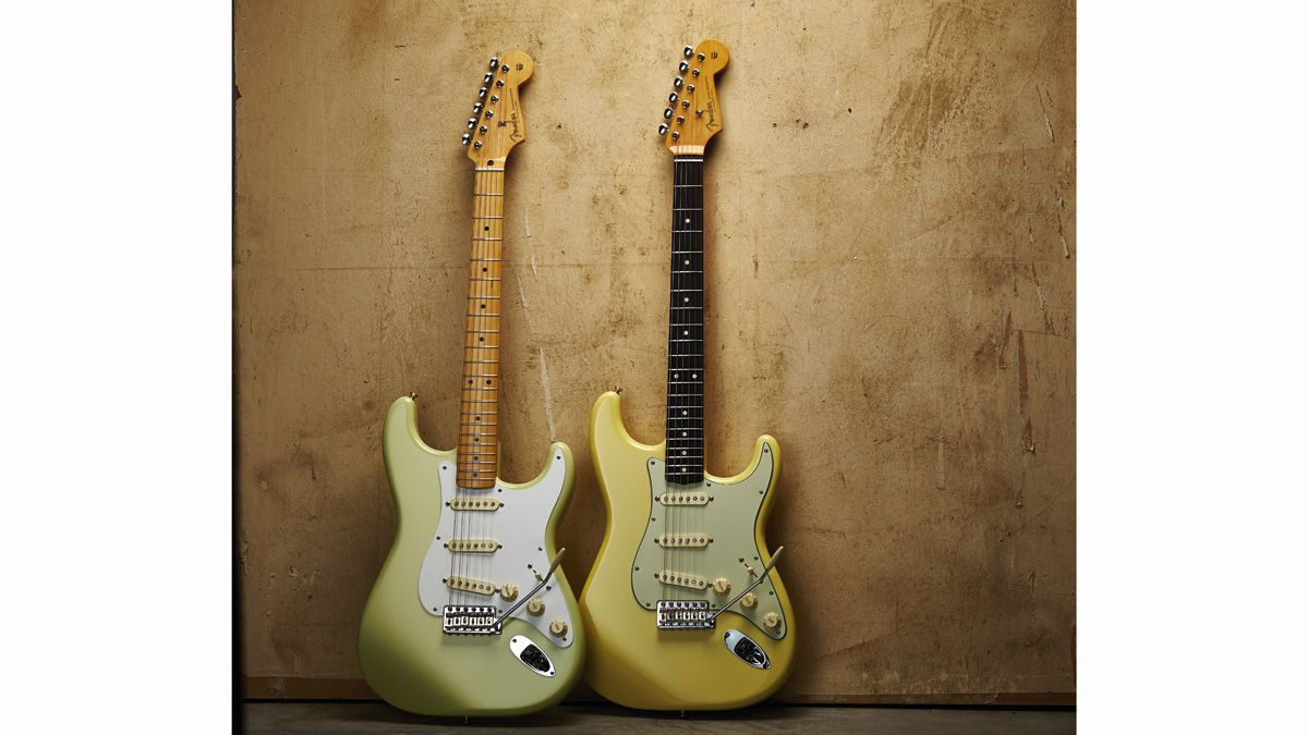 Fender Classic Series Special Edition 50s And 60s Strats Review Musicradar