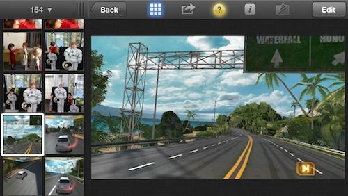 iPhoto for iPhone