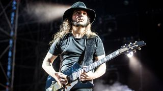 System Of A Down guitarist Daron Malakian confirms that his Scars On Broadway project will release a new single later this month - album to follow