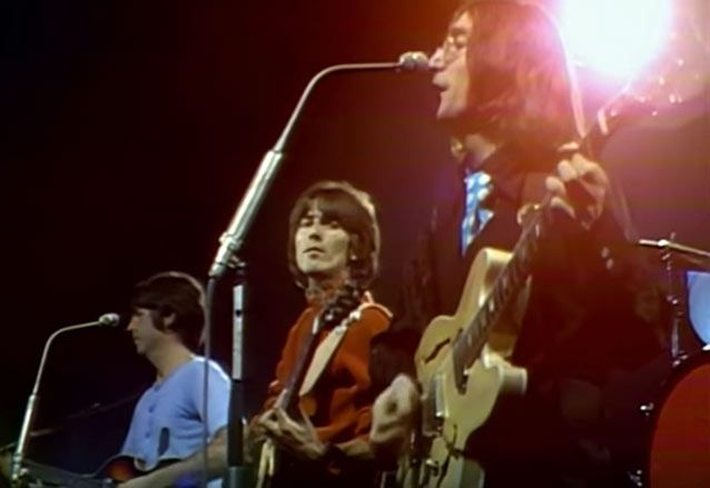Hear The Beatles' Isolated 'Revolution' Guitar Track