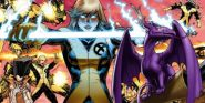 Yes, Lockheed Is In The New Mutants, But With Some Changes