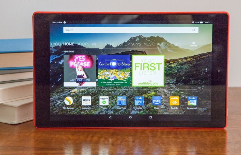 Act Fast: Amazon's Fire HD 10 Now $50 Off