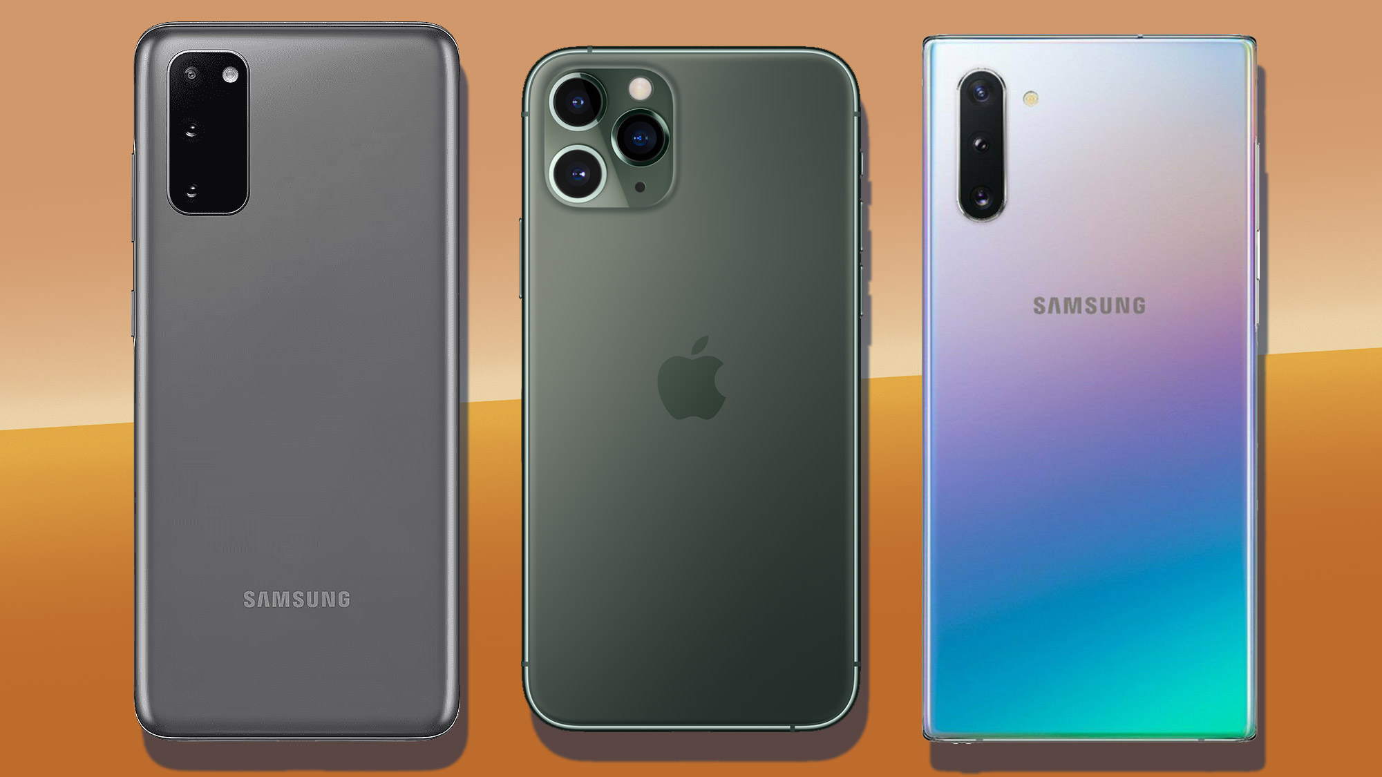 Best Smartphone 2020 The Very Top Phones Ranked Techradar