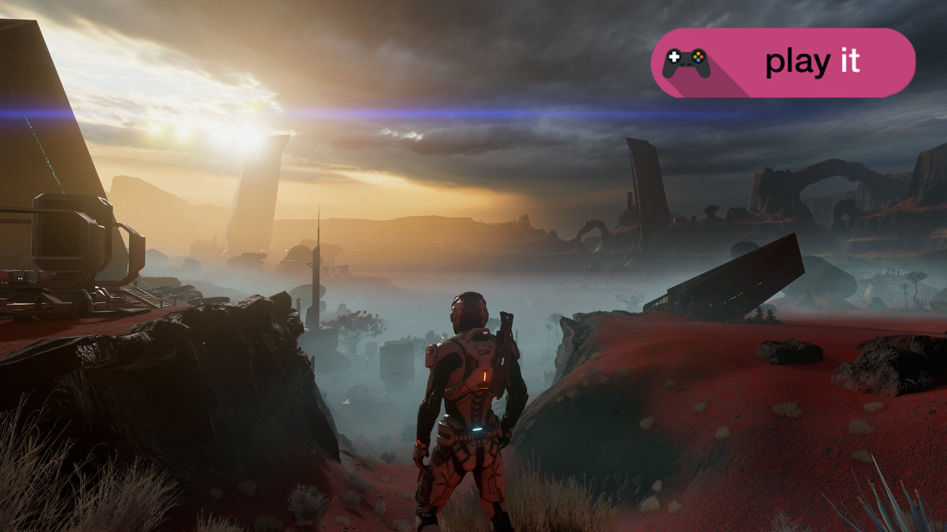 Mass Effect Andromeda Review Techradar