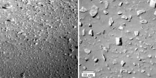 Strange Rock Formations on Mars Explained