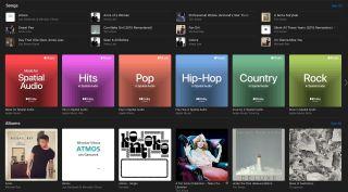Atmos on Apple Music