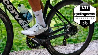 Giro road cycling shoes