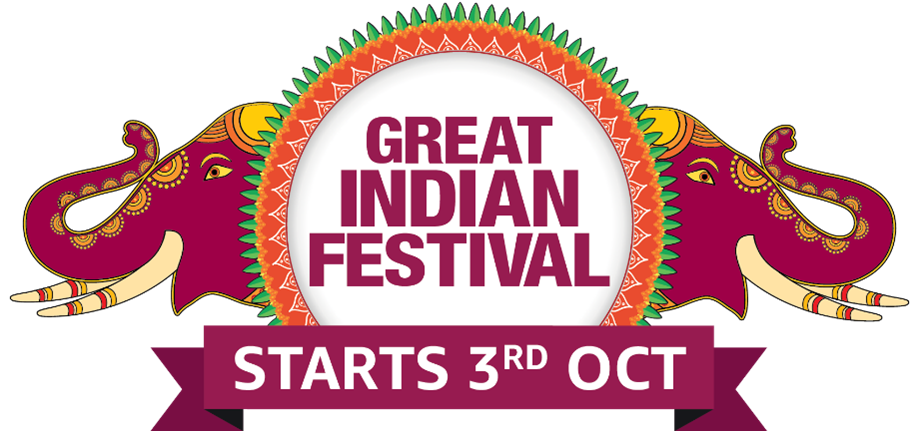 Amazon Great Indian Festival is from Oct 3