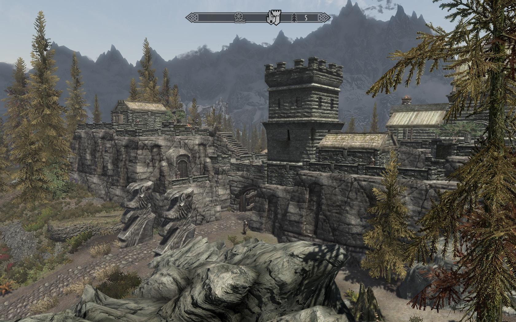the best skyrim mods: legendary cities