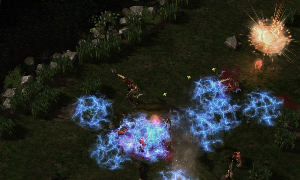 Diablo 2 is being recreated in StarCraft 2, and it looks