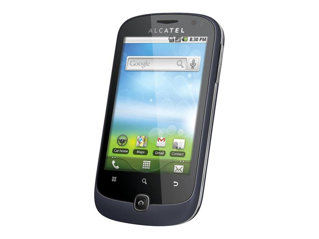 alcatel one touch 990 review techradar. Black Bedroom Furniture Sets. Home Design Ideas