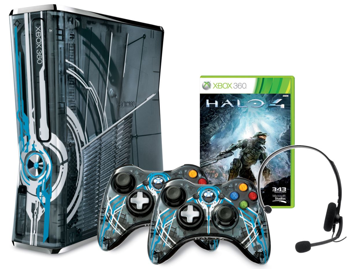 Deal Microsoft Xbox One Launch Sees Xbox 360 Price Slashed To Under 150 Including Kinect And Halo 4 Itproportal