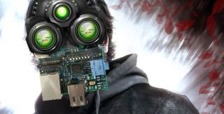 Splinter Cell Sam with Raspberry Pi